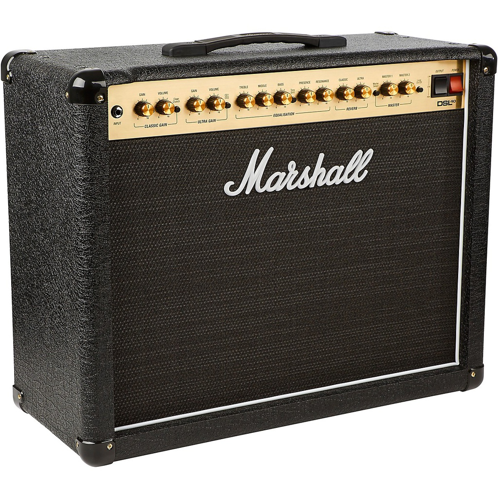 Amplificateur Guitare Marshall DSL DSL40CR