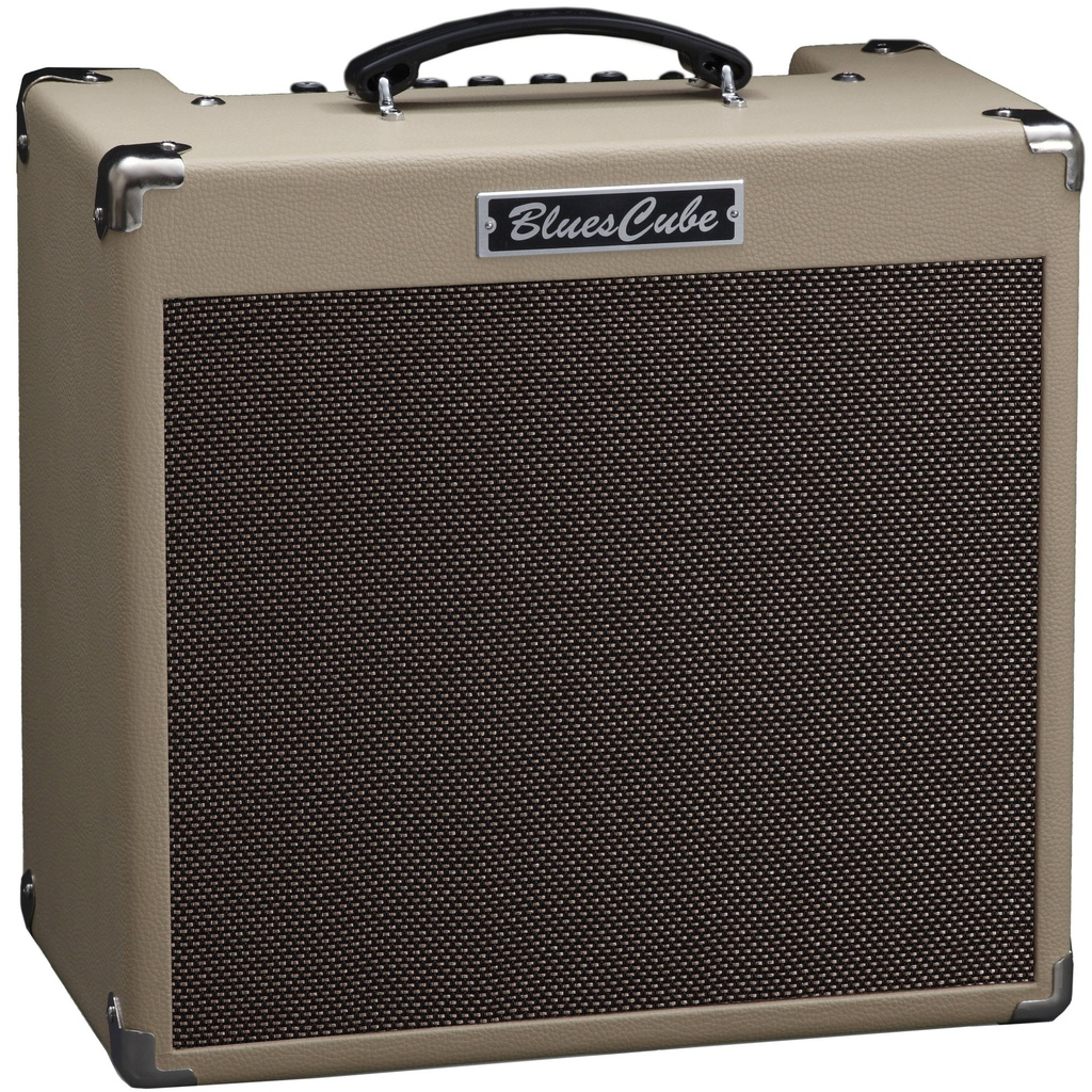 Amplificateur Roland Blues Cube Hot Vintage Blonde BC-HOT-VB
