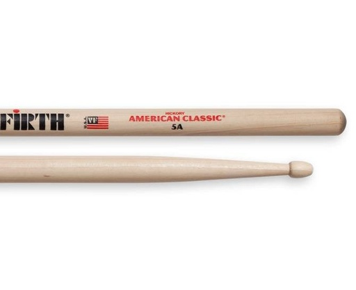 Baguettes Vic Firth 5A Hickory American Classic