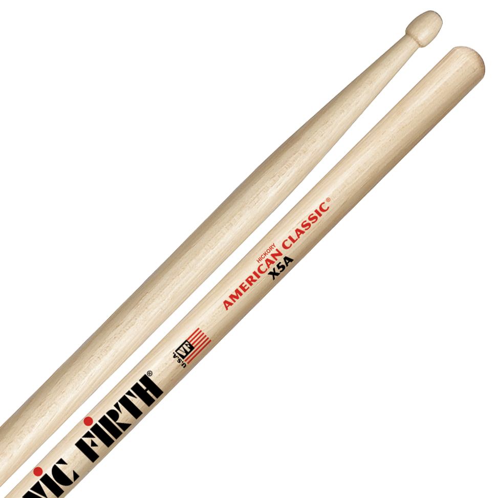 Baguettes Vic Firth X5A Hickory American Classic