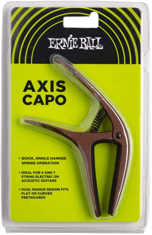Capo Ernie Ball Axis PO9602 Bronze