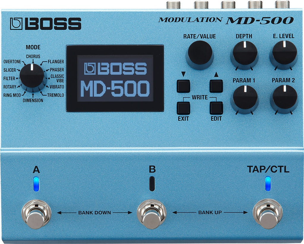 Pédale Boss Modulation MD-500