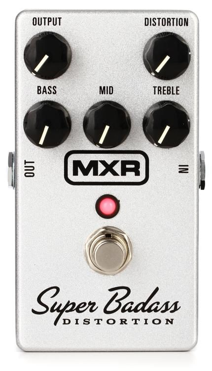 Pédale MXR Super Badass Distortion M75