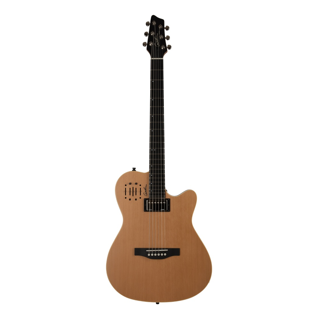 Guitare Électrique Godin A6 ULTRA Natural SG