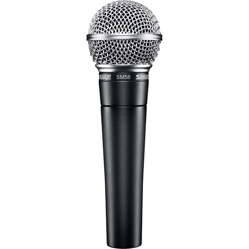 Microphone Voix Shure SM58-LC