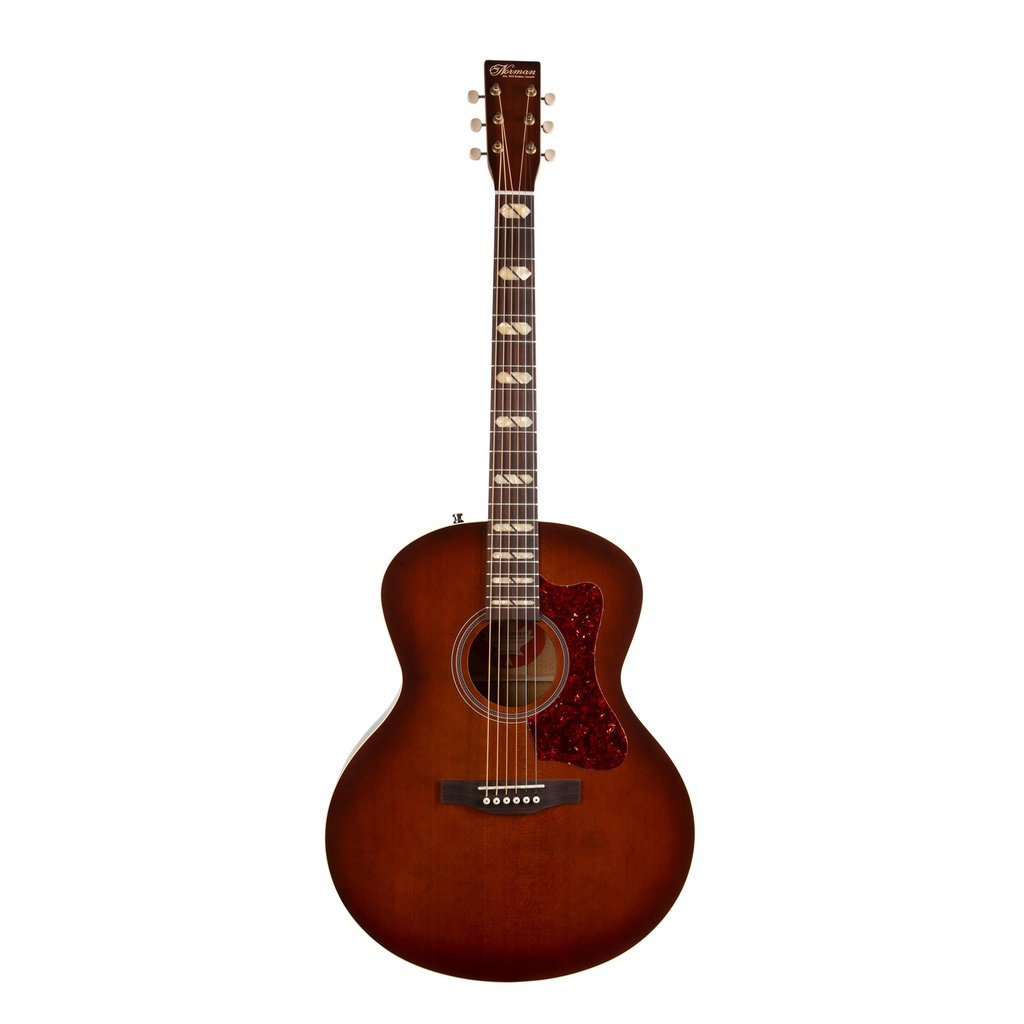 Guitare Acoustique Norman ST30 MJ Element Havana Burst