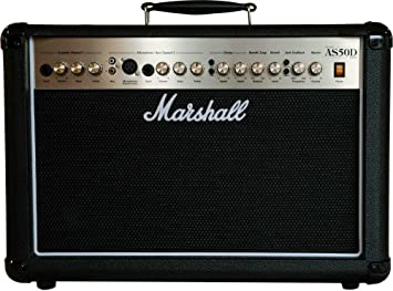 [AS50DB-C] Amplificateur Guitare Acoustique Marshall AS50DB-C