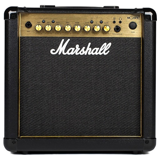 Amplificateur Guitare Marshall MG Gold MG15GFX