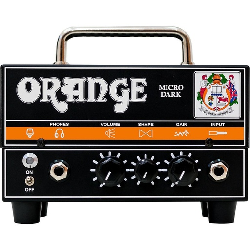 Tête Orange Micro Dark