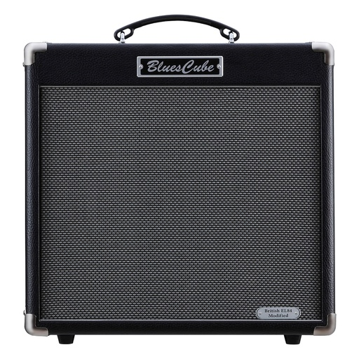 Amplificateur Roland Blues Cube Hot British EL84 BC-HOT-BKB
