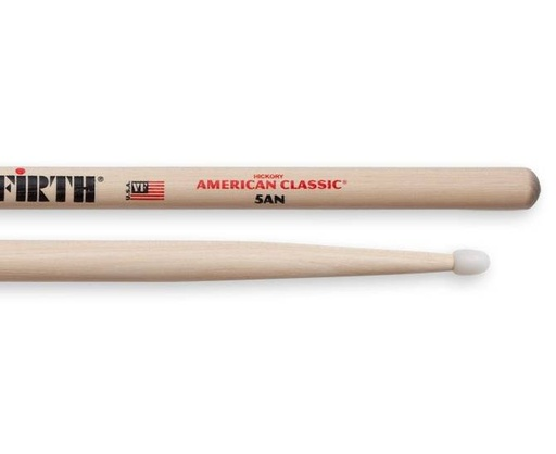 Baguettes Vic Firth 5AN Hickory American Classic Nylon
