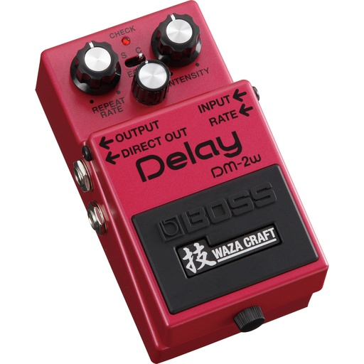 Pédale Boss Delay Waza Craft DM-2w