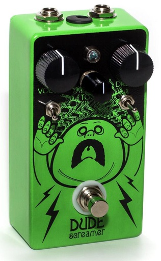 [Dude Screamer] Pédale Jonny Rock Gear Dude Screamer