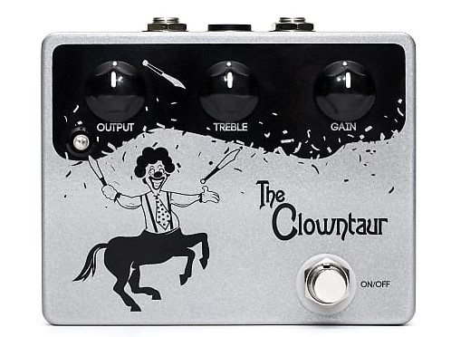 [The Clowntaur] Pédale Jonny Rock Gear The Clowntaur