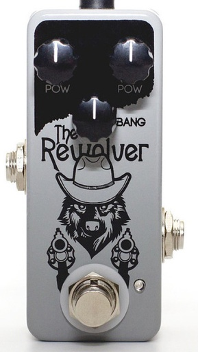 [The Rewolver] Pédale Jonny Rock Gear The Rewolver