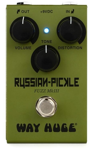 Pédale Way Huge Russian Pickle WM42