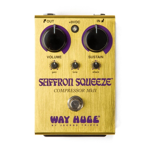 Pédale Way Huge Saffron Squeeze WHE-103