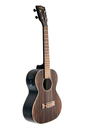 Ukulélé Ténor Kala Striped Ebony EQ