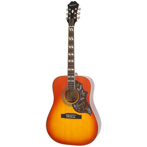 [EEHBFCNH] Guitare Acoustique Epiphone Hummingbird Pro Faded Cherry