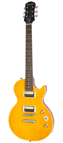 "Guitare Électrique Epiphone Slash ""AFD"" Les Paul Performance Pack Appetite Amber"