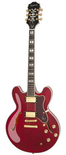 Guitare Électrique Epiphone Sheraton-II PRO Wine Red