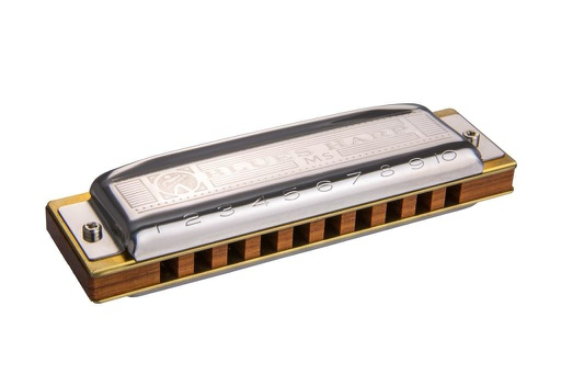[532BX-C] Harmonica Hohner Blues Harp C / Do Majeur