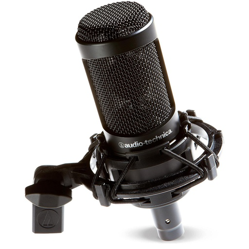 [AT2035] Microphone Studio Audio-Technica AT2035