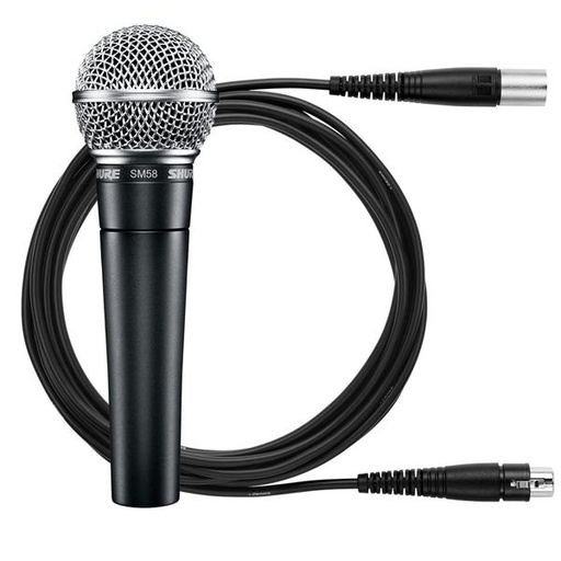 Microphone Voix Shure SM58-CN