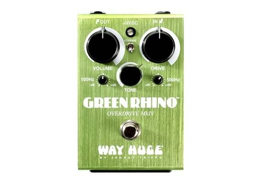 [WM22] Pédale Way Huge Green Rhino WM22